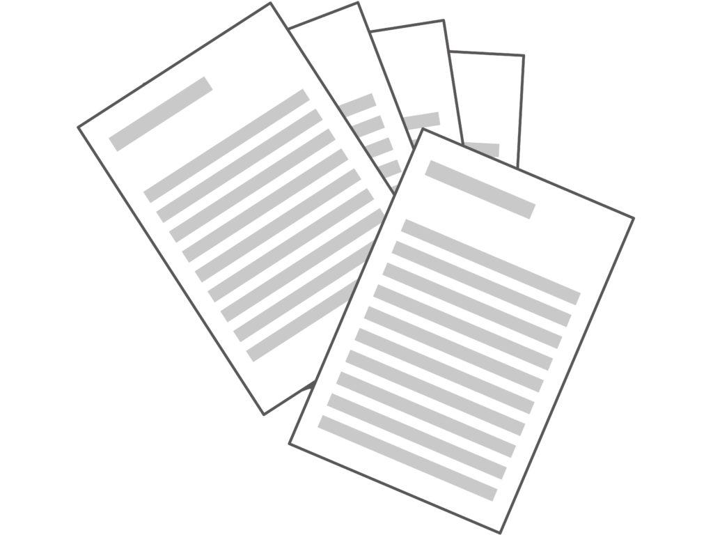 書類の作成