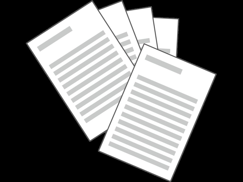 相続放棄の書類